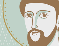 Neo Religious Art, Russian Icon style.