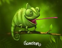 Chameleon Frankie