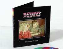 RATATAT DVD PACKAGING