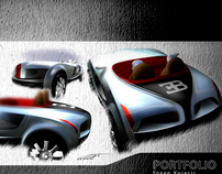Bugatti Offroadster
