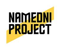 Лого для управляющей компании ~ Namedni project ~ logo