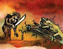The son - A Quiroga tale - Comic
