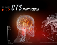 Cadillac CTS Sport Wagon FC site