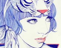 tiger-girl