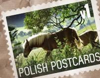 POLISH POSTCARDS V1