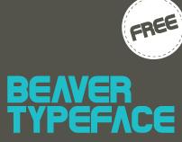 BEAVER Typeface // FREE
