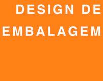 Design Gráfico 2 - Design de Embalagem (Cartonagem)