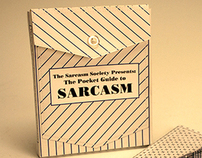 Humor book: The Pocket Guide to Sarcasm