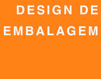 Design Gráfico 2 - Design de Embalagem