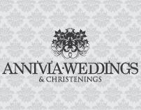 Annivia Weddings & Christenings
