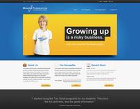 Mendez Foundation Website (Redesign)