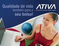 Backlight para Ativa Corretora - Rio Sport