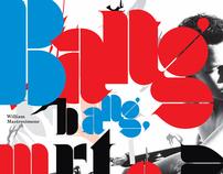 Bang Bang You're Dead - Theatre Poster