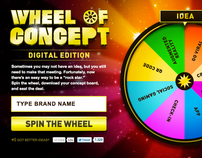 Wheel of Concept