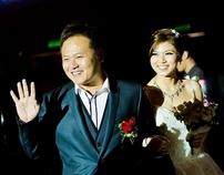 Wedding - Joshua & Elaine actual day wedding
