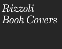 Rizzoli Book Covers