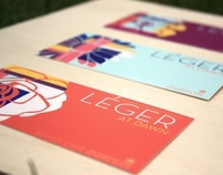Leger at Dawn Event