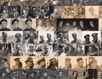 Faces Behind the Facts Of War