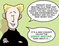 EURAC Convention Center: Green Meeting adv.