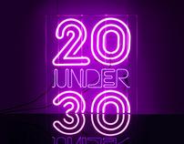 20 under 30
