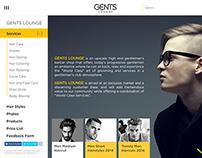 GENTS Lounge App