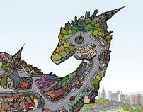 Various Illustrations 2011