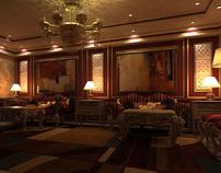 Classic Reception Private Residence,KSA