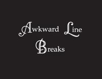 Awkward Line Breaks