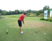 Golf events in Asia