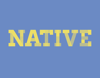 NATIVE Magazine-Award Winning!