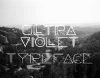 Ultra Violet Typeface