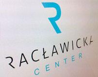 Racławicka Center - Identity and Branding