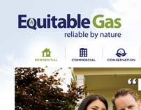 Fresh, Friendly Look for a Utility Company