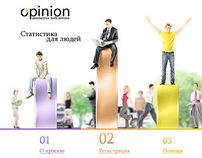 Web opinion
