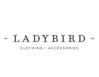 Ladybird Clothing + Accessories Branding