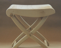 Chair for a Coster