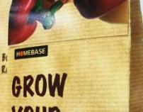 Homebase. D&AD Entry 2009.