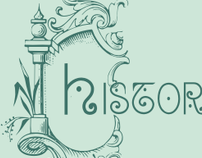 Bruce 1065 Soft Serifs and Ornamental