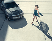 2016 CTS-V IMAGERY
