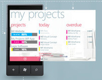 MyProjects WP App