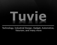 Tuvie - Modern Industrial Design and Future Technology