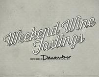 Wine Tasting Poster System