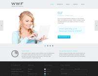 Financial Institution Web Site - Version 2