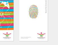Brand visual identity Cosmopolitan Club