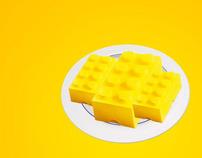 Mock Lego Ad Campaign