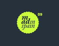 MAD 09 (b-side at Interbrand)