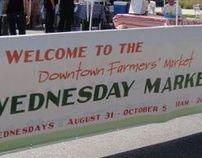 Farmers' Market Banners