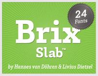 Brix Slab (Typefamily)