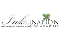 Inklinations Art, Music & Literature Magazine Mock-up