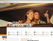 eCommerce Design - Travel